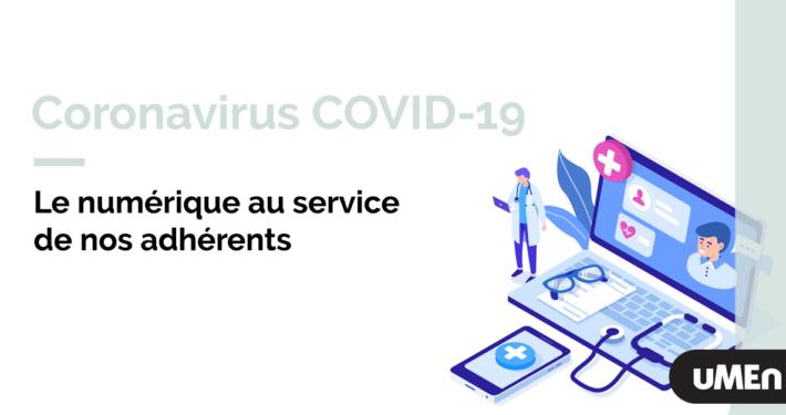 Numérique Covid19