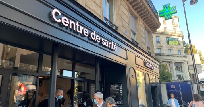 Centre de santé Mutualiste René Laborie